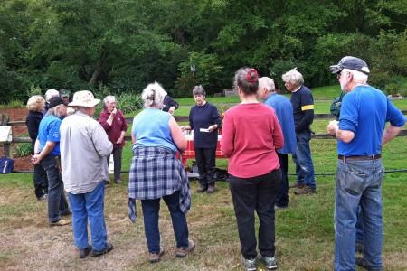 Buck Lake Native Plant Garden Work Party